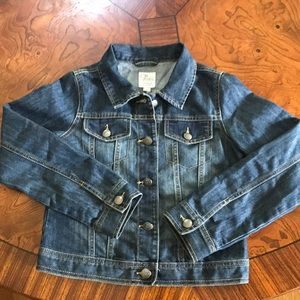 Children's PlayDenim jacket kids Size 14 EUC